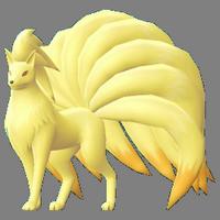Pokémon feunard