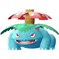 Pokémon florizarre