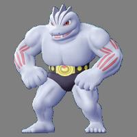 Modèle de Machopeur - Pokémon GO