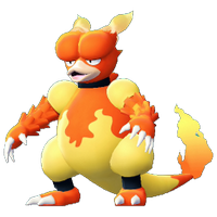 Pokémon magmar