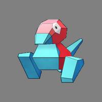 Pokémon porygon