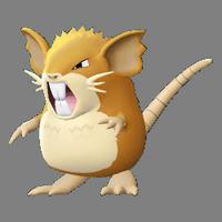 Pokémon rattatac