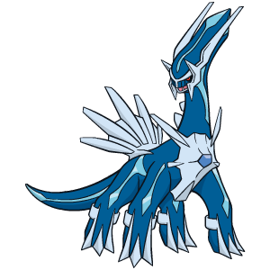 Distribution de Dialga