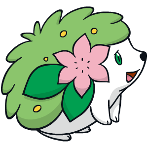 Distribution de Shaymin