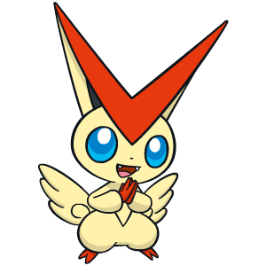 Distribution de Victini