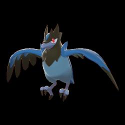 Pokémon bleuseille