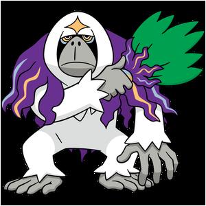 Pokémon gouroutan