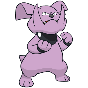 Artwork de Granbull