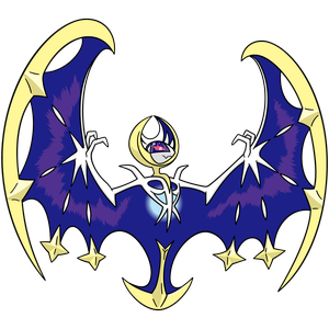 Artwork de Lunala