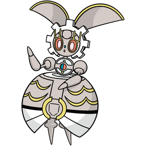 Distribution de Magearna