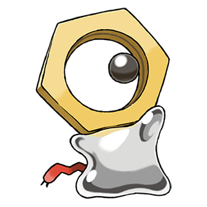 Artwork de Meltan