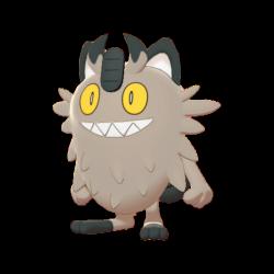 Pokémon miaouss-g