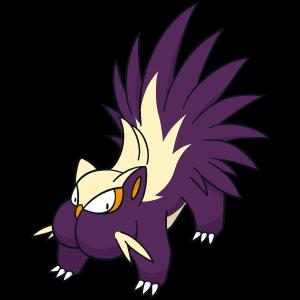 Modèle de Moufouette - Pokémon GO