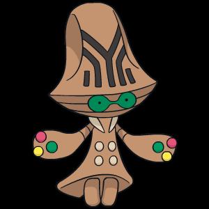Modèle de Neitram - Pokémon GO