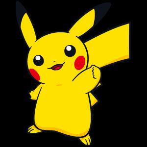 Artwork de Pikachu