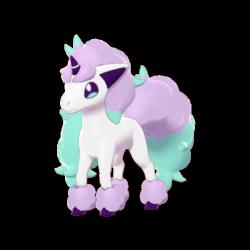 Pokémon ponyta-g