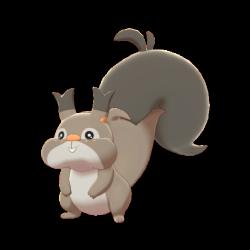 Pokémon rongourmand