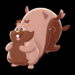 Pokémon rongrigou