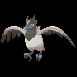 Artwork shiny de Bleuseille Pokémon Épée et Bouclier