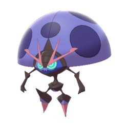 Artwork shiny de Astronelle Pokémon Épée et Bouclier