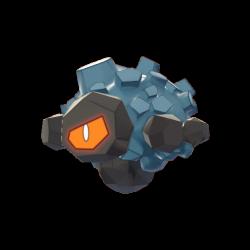 Artwork shiny de Charbi Pokémon Épée et Bouclier