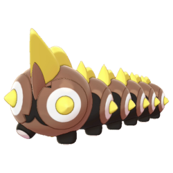 Artwork shiny de Hexadron Pokémon Épée et Bouclier
