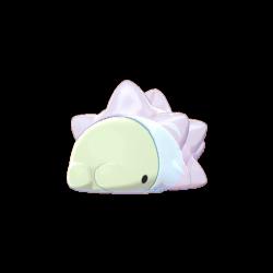 Artwork shiny de Frissonille Pokémon Épée et Bouclier