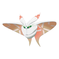 Artwork shiny de Beldeneige Pokémon Épée et Bouclier