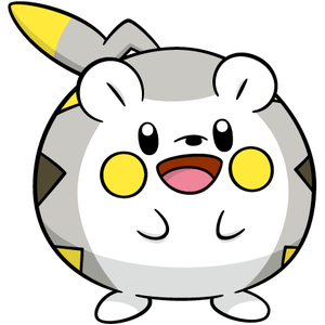 Artwork de Togedemaru