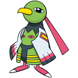 Artwork de Xatu