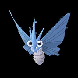 Sprite chromatique de Aéromite - Pokémon GO