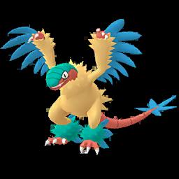 Modèle de Aéroptéryx - Pokémon GO