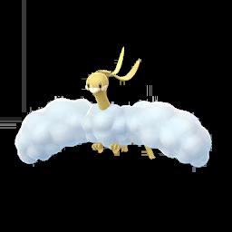 Fiche de Altaria - Pokédex Pokémon GO