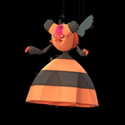 Sprite femelle chromatique de Apireine - Pokémon GO