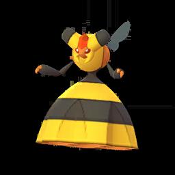 Modèle de Apireine - Pokémon GO