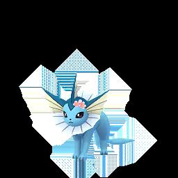 Pokémon aquali-fleur