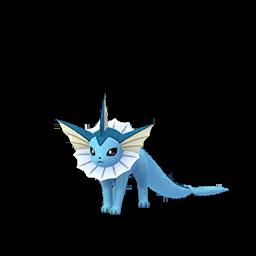 Sprite  de Aquali - Pokémon GO