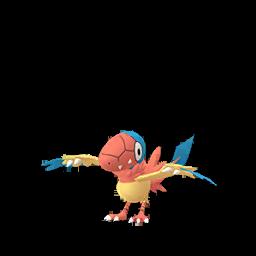 Sprite  de Arkéapti - Pokémon GO