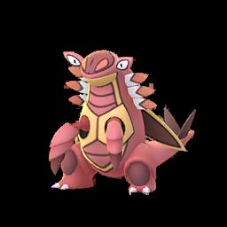 Sprite chromatique de Armaldo - Pokémon GO