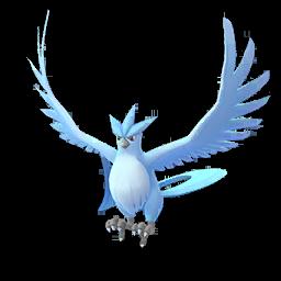 Fiche de Artikodin - Pokédex Pokémon GO