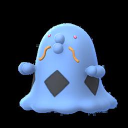 Sprite femelle chromatique de Avaltout - Pokémon GO
