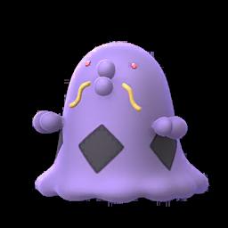 Sprite femelle de Avaltout - Pokémon GO