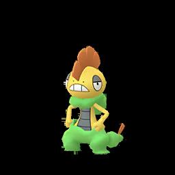 Sprite chromatique de Baggaïd - Pokémon GO