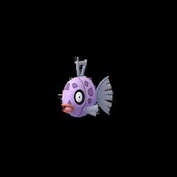 Sprite chromatique de Barpau - Pokémon GO