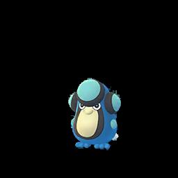 Modèle de Batracné - Pokémon GO