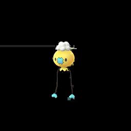 Fiche de Baudrive - Pokédex Pokémon GO