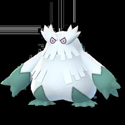 Sprite femelle de Blizzaroi - Pokémon GO