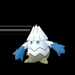 Sprite femelle chromatique de Blizzi - Pokémon GO