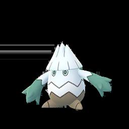 Sprite femelle de Blizzi - Pokémon GO