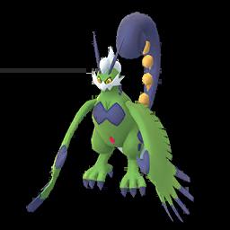 Sprite mâle chromatique de Boréas (Forme Totémique) - Pokémon GO